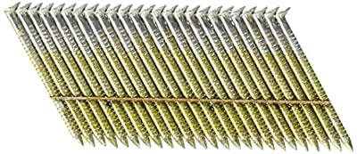 BOSTITCH S6DR113GAL-FH 28 Degree 2-Inch by .113-Inch Wire Weld Galvanized Ringshank Framing Nails (2,000 per Box)
