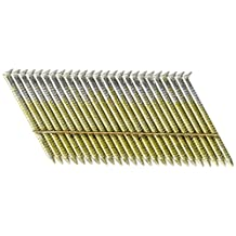 BOSTITCH S6DR113GAL-FH 28 Degree 2-Inch by .113-Inch Wire Weld Galvanized Ringshank Framing Nails, 2,000 per Box