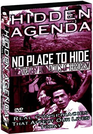 Hidden Agenda 6: No Place to Hide Stratedy & Tact USA DVD ...