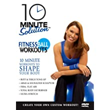 10 Min Sol:fitness Ball Wrkout (2006)
