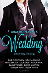 What Happens at a Wedding Paperback