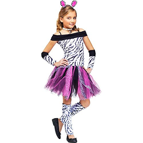 Fun World Zebra Girl Costume