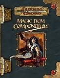 Magic Item Compendium (Dungeons & Dragons d20 3.5 Fantasy Roleplaying)