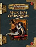 img - for Magic Item Compendium (Dungeons & Dragons d20 3.5 Fantasy Roleplaying) book / textbook / text book