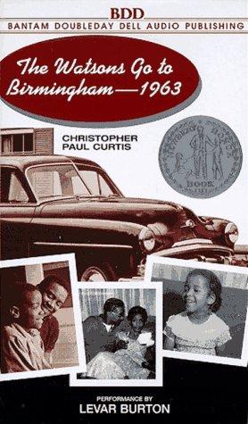 Amazon.com: The Watsons Go to Birmingham -1963 (9780553477863 ...