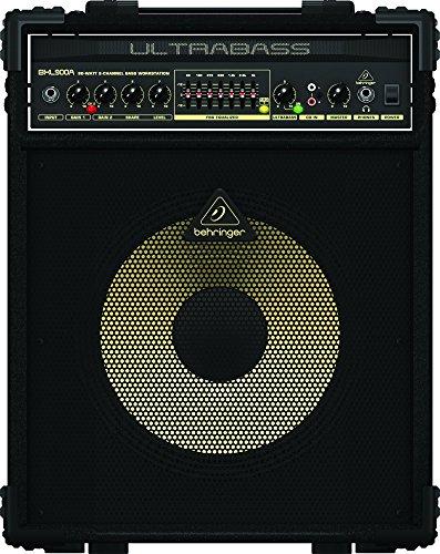 Behringer 2 Channel Amplifier Aluminum Cone BXL900A