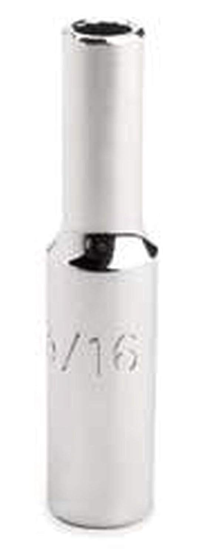 Blackhawk By Proto GW-1414 12 Point Deep Socket with 7//16-Inch Drive 1//4-Inch