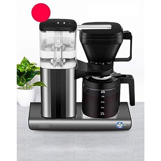 Koko Máquina de café en casa pequeña gota semiautomática cafetera ...
