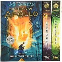 The Trials of Apollo 3-Book Paperback Boxed Set