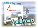 Solidwork Tutorial, James A. Sinclair, 0975352156