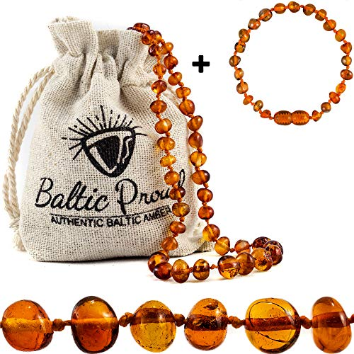 Baltic Amber Necklace and