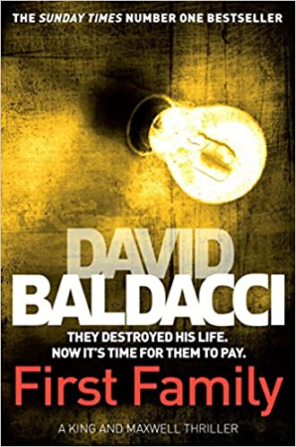 First Family (Unabridged) - David Baldacci