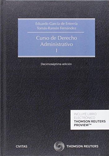 Descargar Libro Curso De Derecho Administrativo I Tomás R.fernandez Rodriguez