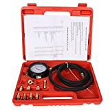 Bang4buck 0-1000psi Automatic Transmission Engine Oil Pressure Tester Gauge Diagnostic Test Kit TU-11A