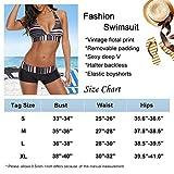 Century Star Women's Two Piece Swimsuit Halter