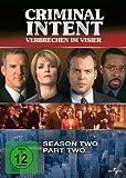 Criminal Intent - Verbrechen im Visier, Season Two, Part Two [3 DVDs]