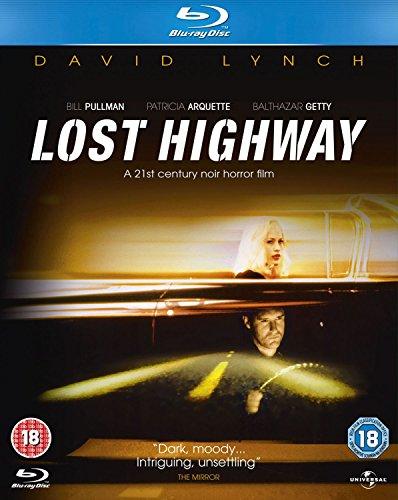 Lost Highway [Blu-ray] [Region2] Requires a Multi Region Player