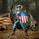 "Marvel Legends Series 6""-Scale Captain America"