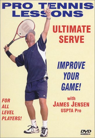 Pro Tennis Lessons Ultimate Serve product image