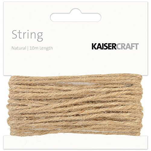 Kaisercraft Natural String, ()