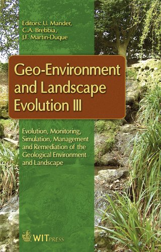 Geo-Environment and Landscape Evolution III : Evolution, Monitoring, Simulation, Management and Remediation of the Geological Environment and Landscape (Wit Transactions on the Built Environment)