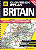 AA Glovebox Atlas Britain, Automobile Association of Britain Staff, 074953253X