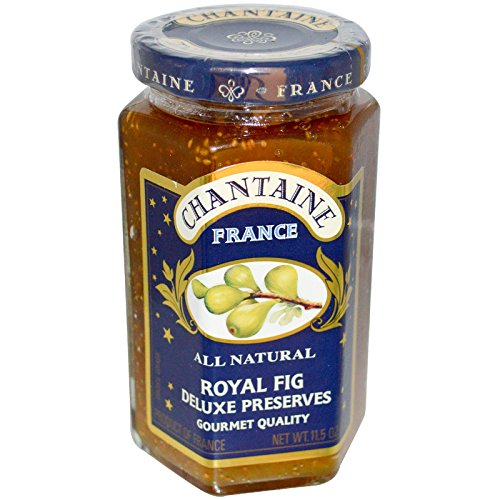 Chantaine Deluxe Preserves Royal Fig 11 5 oz 325 g by Chantaine