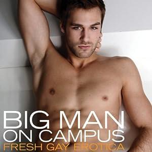 Big Man on Campus Audiobook