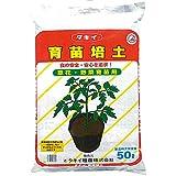 【北海道配送不可】【50L×4袋】タキイの 育苗培土 長期肥効型 ポット 用土 培土 育苗 にタキイ種苗代不