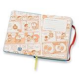 2017 Moleskine Doraemon Limited Edition Pocket Weekly Diary Notebook 12 Months Hard
