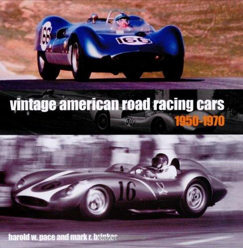 Read Online Vintage American Road Racing Cars, 1950-1970 (10 X 10) ebook