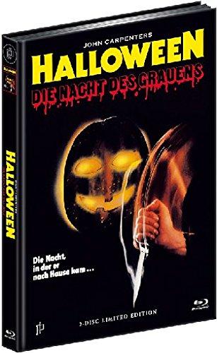 Halloween 1 - Die Nacht des Grauens - Mediabook (+ DVD) [Alemania] [Blu-ray] -