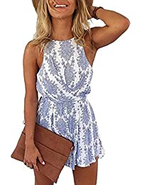 Lanzom Women Sexy Strap Backless Summer Beach Party...