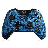 Evil Controllers X1iBUC Blue Urban Custom Xbox One Controller