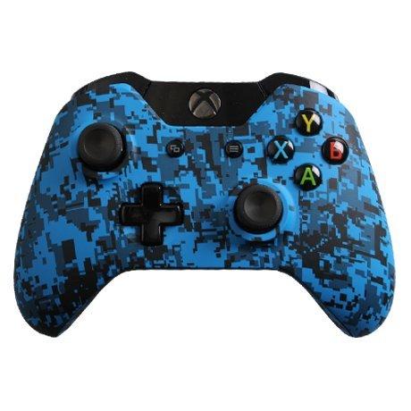 BUC Blue Urban Custom Xbox One Controller ()