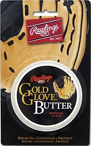 Baseball Glove Conditioner (Rawlings Gold Glove Butter)