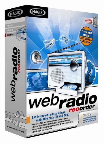 Web Radio Recorder