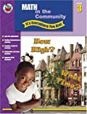 Math in the Community, Carson-Dellosa Publishing Staff, 0768229537