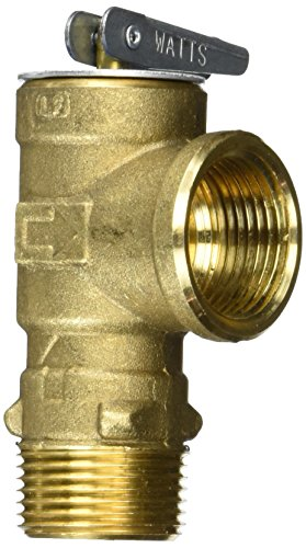 "Watts Regulator 3/4 Inch 0556000 T&P Relief Valve 3/4"" 150 Psi"
