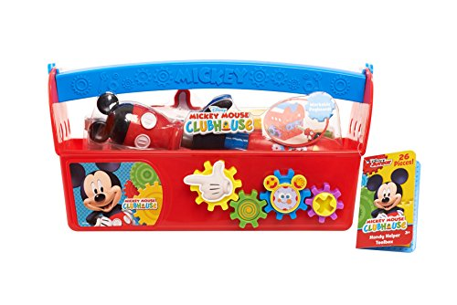 Just Play Mickey Mouse Kadoer Tool Box