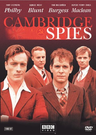 Cambridge Spies (Dbl DVD)