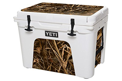 USA Tuff Thickest & Toughest Wrap 24Mil Cooler Accessories Decal for YETI 45QT Tundra Lid and Insert Kit – USA Tuff Wing Camo Duckhead