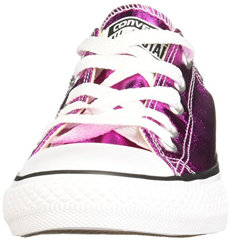 Core Sneaker Metallic Taylor Star All Converse Magenta Ox Chuck Kids' gqw6fF