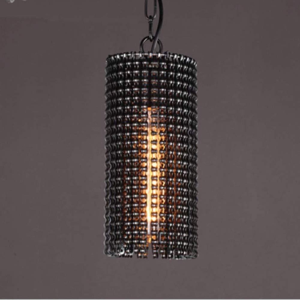 産業風クリエイティブレトロ錬鉄金属シャンデリアシンプルモダンシャンデリアレストランリビングルームの寝室のシャンデリア   B07TXH57T5