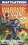 Classic Battletech: Warrior: Coupe (FAS5722)
