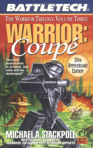 Classic Battletech: Warrior: Coupe (FAS5722)
