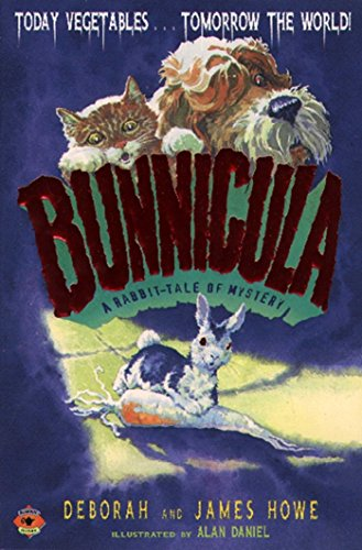 Bunnicula by James Howe | reading, books