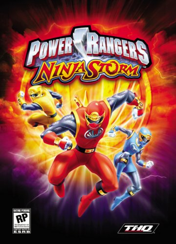Power Rangers : Ninja Storm (PC) [Importación Inglesa ...