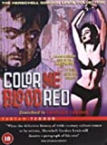 Color Me Blood Red [DVD]
