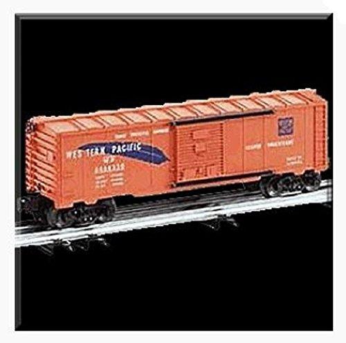 LIONEL TRAINS WESTERN PACIFIC 6464-250 BOXCAR (Lionel 6464 Boxcar)